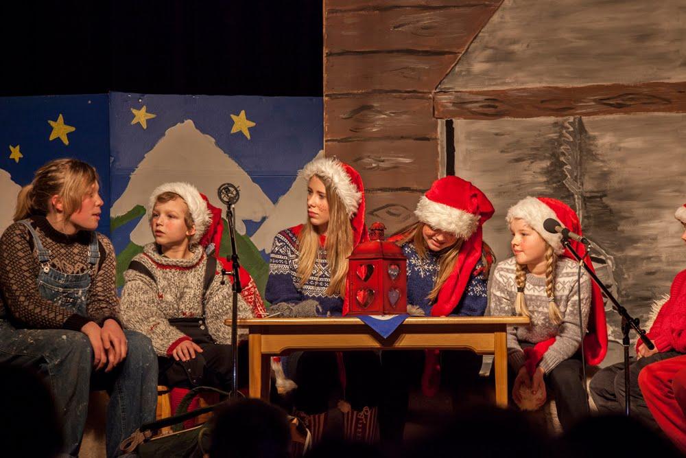 Frå julespelet 18.12.13